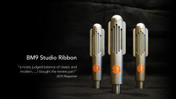 bm9 studio microphones
